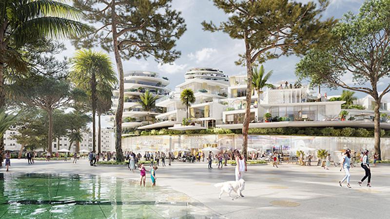 A Malaga, la Térmica signée Leclercq Associés : nouvelles formes urbaines ?