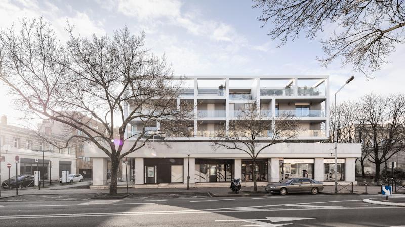 A Bordeaux, Villa Rohan, restructuration réussie par Atelier Cambium