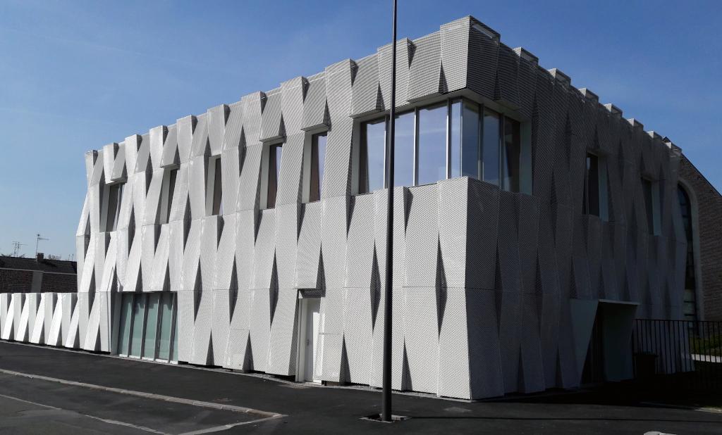 Salle musiques contemporaines Cambrai