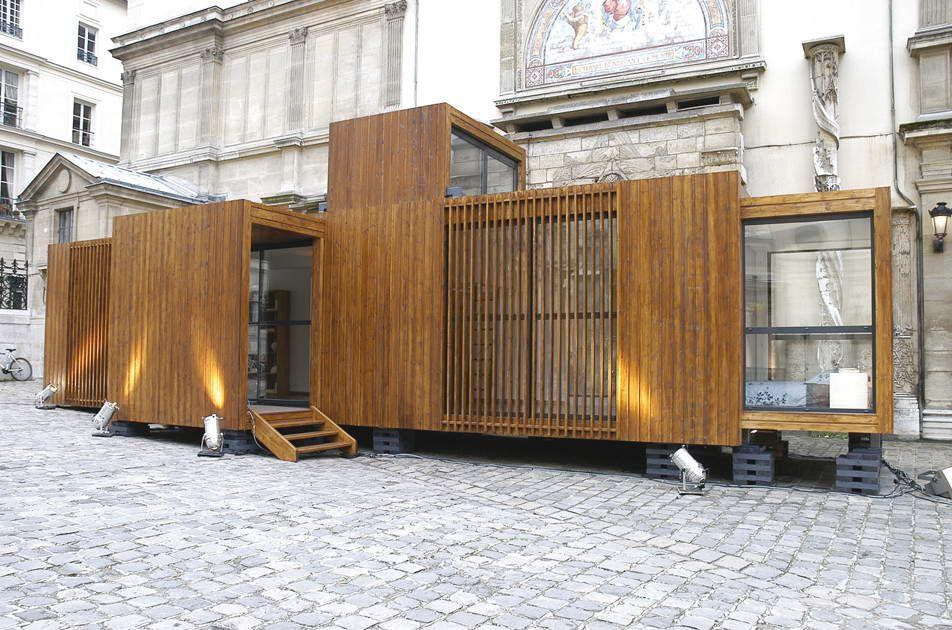 Maison Modulaire ALGECO