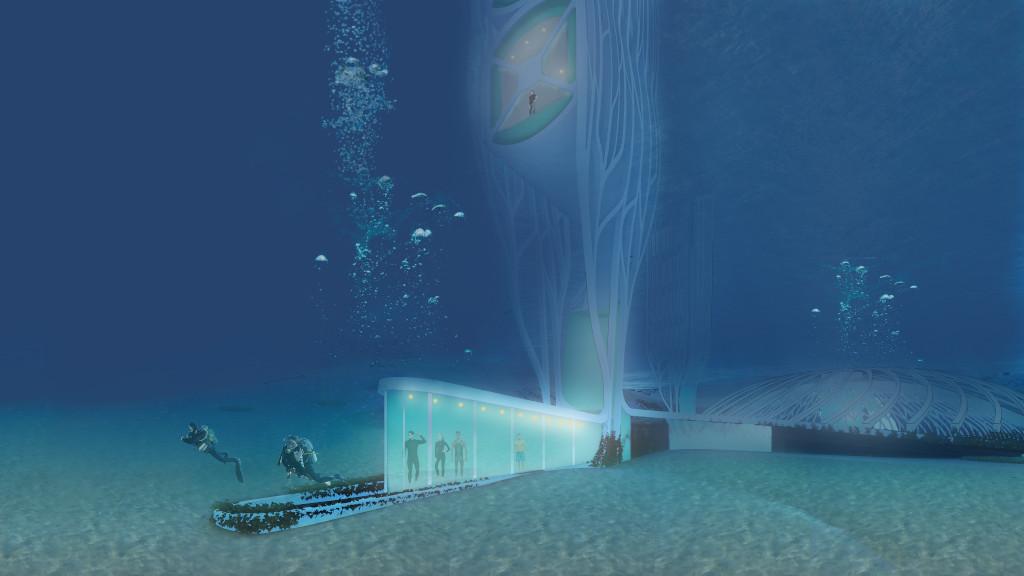 Prix Village sous la mer