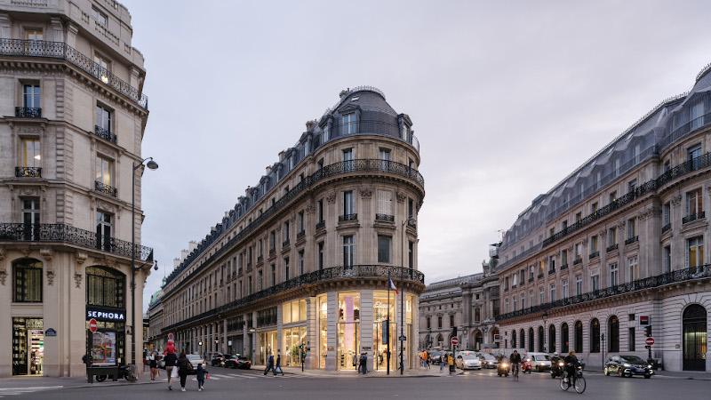 Boutique Etam signée MVRDV à Paris : révélation intime ?