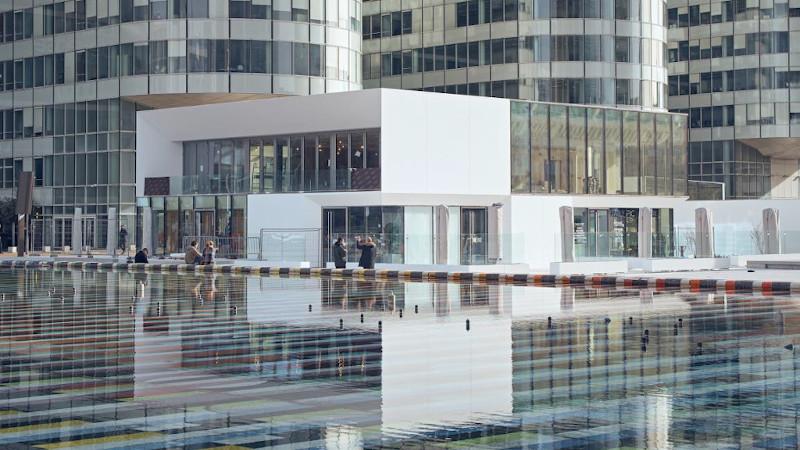 Au cœur de La Défense, ENIA a son rond de serviette à Table Square