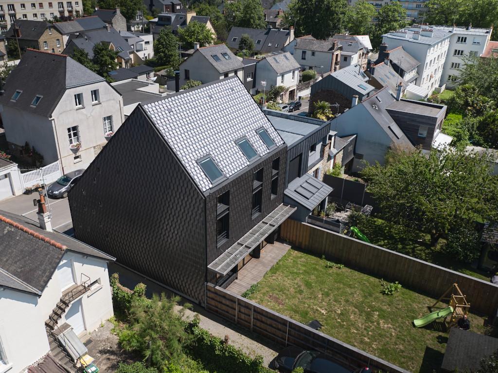 Architendance Maison Diamant MNM