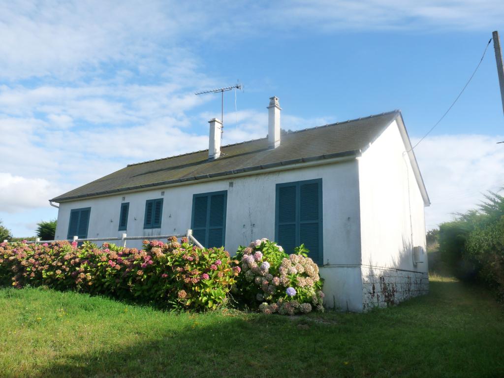 Bodenez et Le Gal La Salle Architectes Maison terre