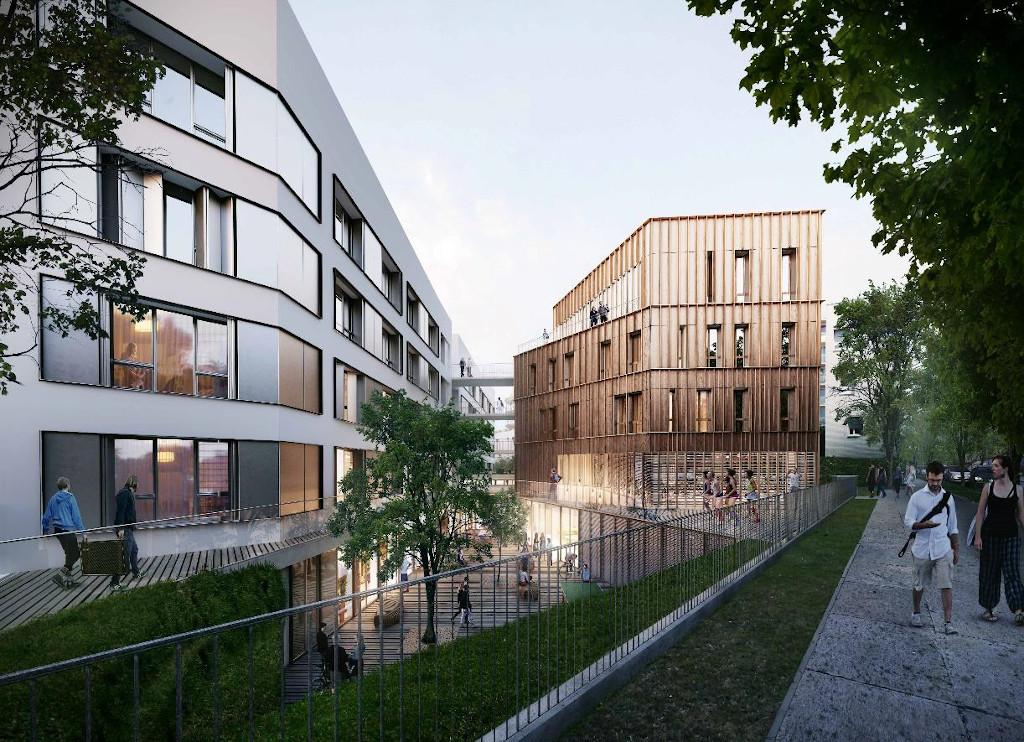 Paris Habitat AVIA