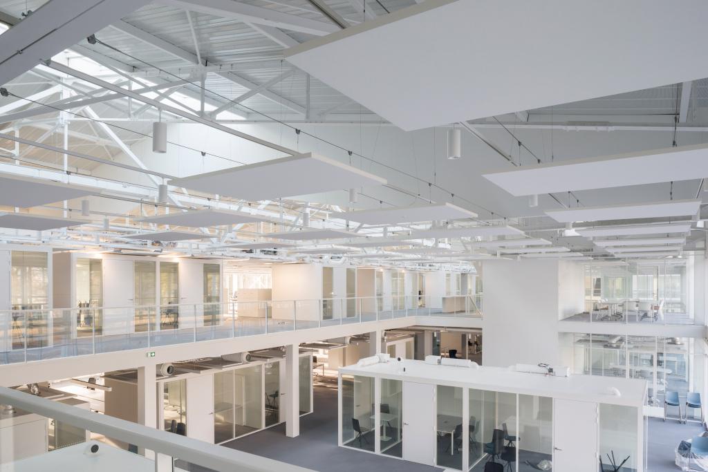 Bureaux Additi Kraft Architectes