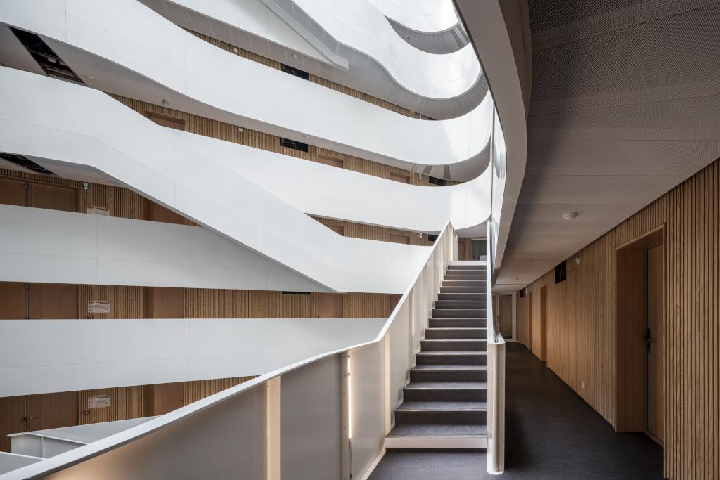 Explorations Architecture