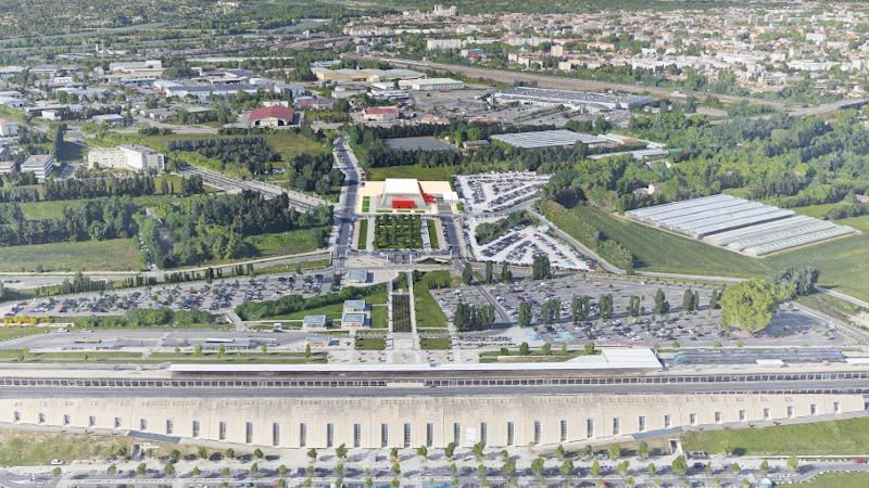 A Avignon, un Opéra sous confluence signé DE-SO