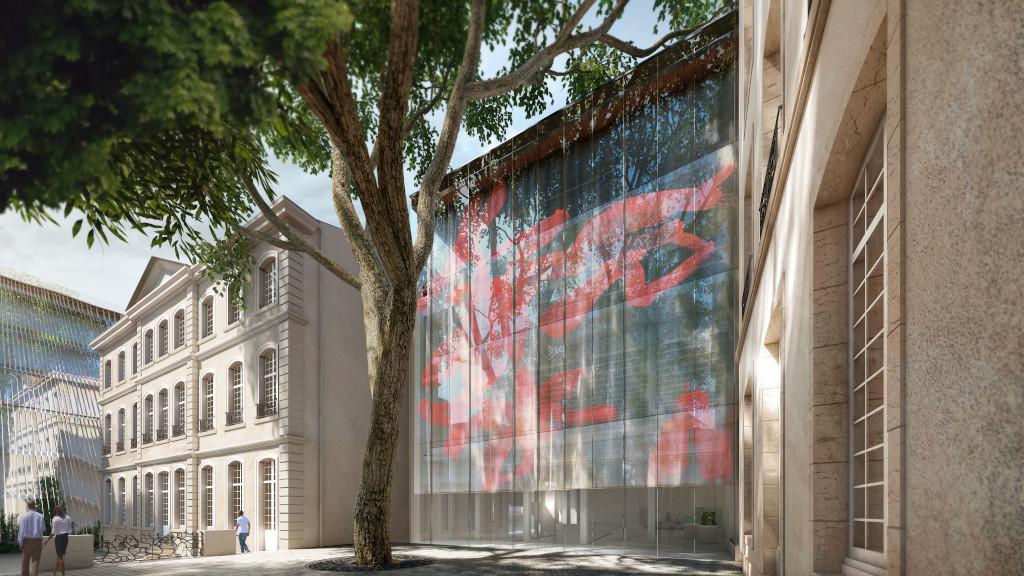 Musée des tissus Rideau