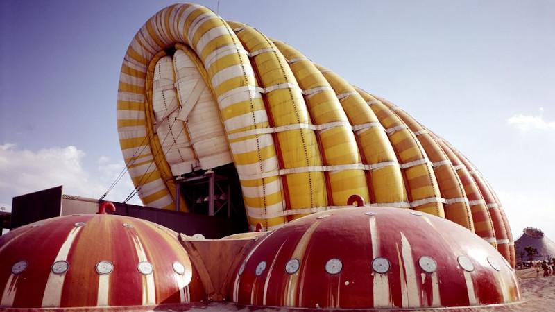 Aerodream. Architecture, design et structures gonflables, 1950-2020
