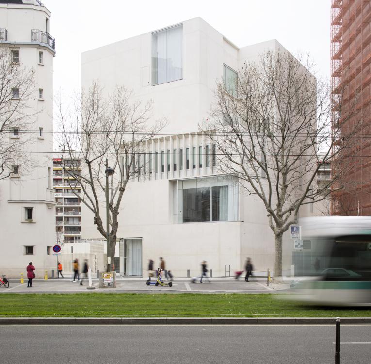 Conservatoire boulevard Brune Bruno Mader