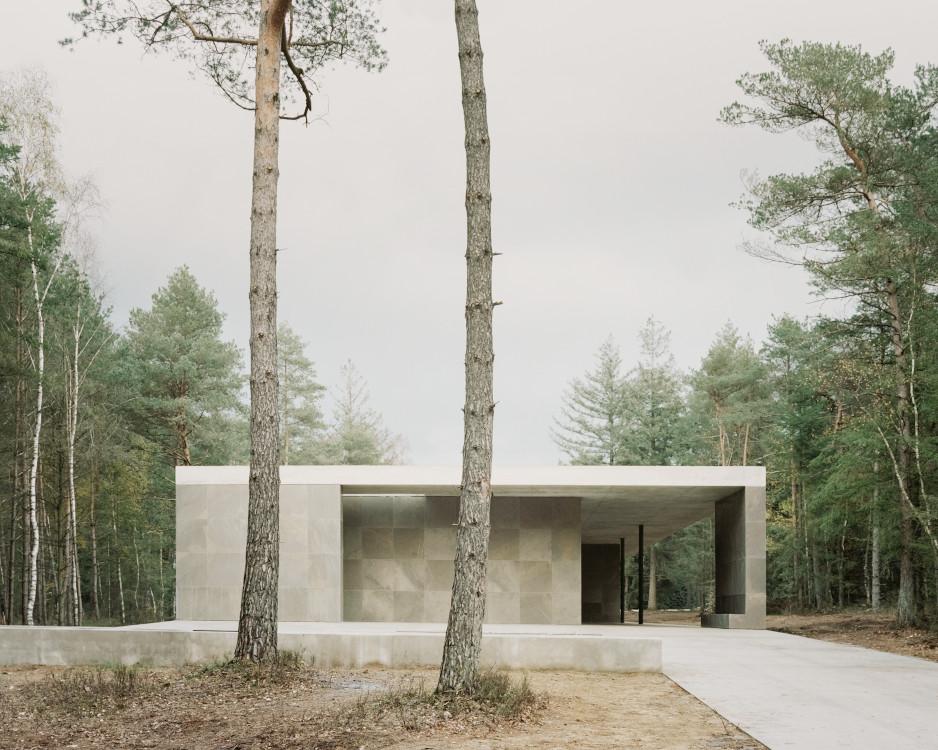 Pavillon Loenen KAAN Architecten