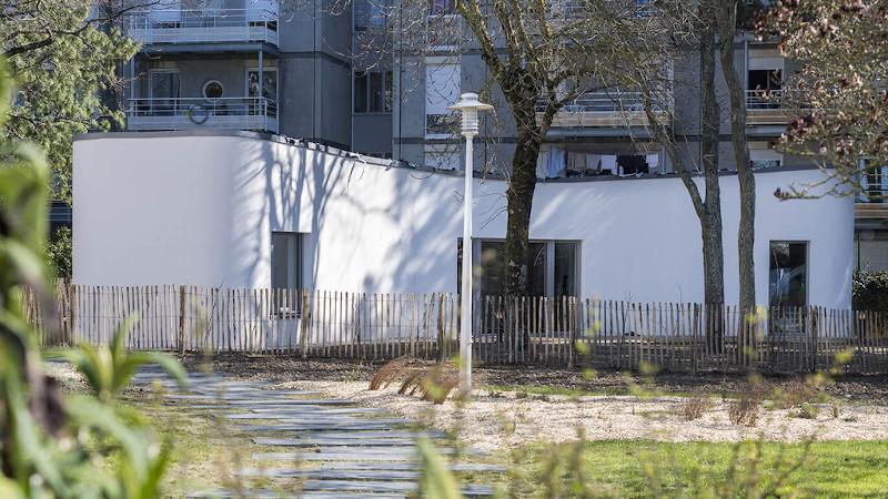 A Nantes, YHNOVA, une maison imprimée en 3D conçue par TICA