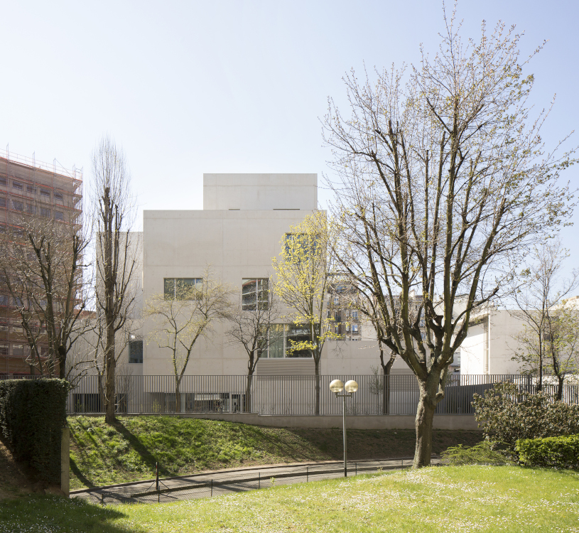 Conservatoire boulevard Brune