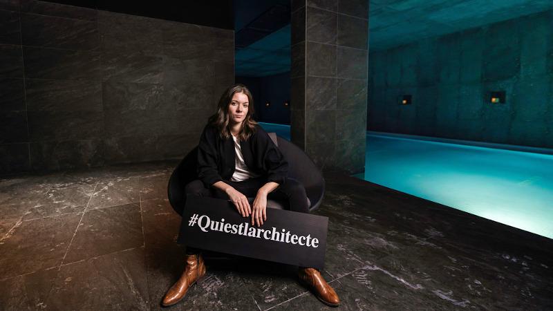 #QUIESTLARCHITECTE :  Bonne réponse au Québec