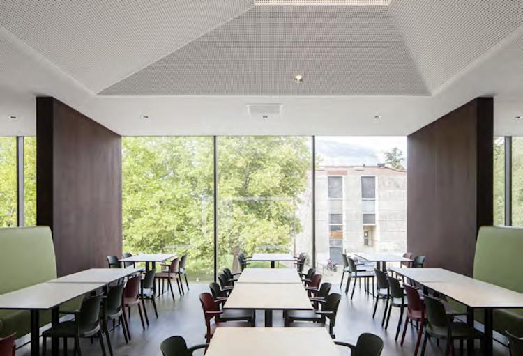 Restaurant universitaire