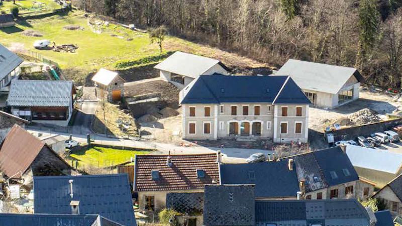 En Isère, PNG refonde les usages de Saint-Barthélemy-de-Séchilienne