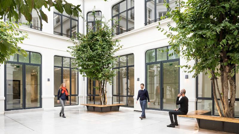 A Paris, STUDIOS Architecture restructure pour Oreima
