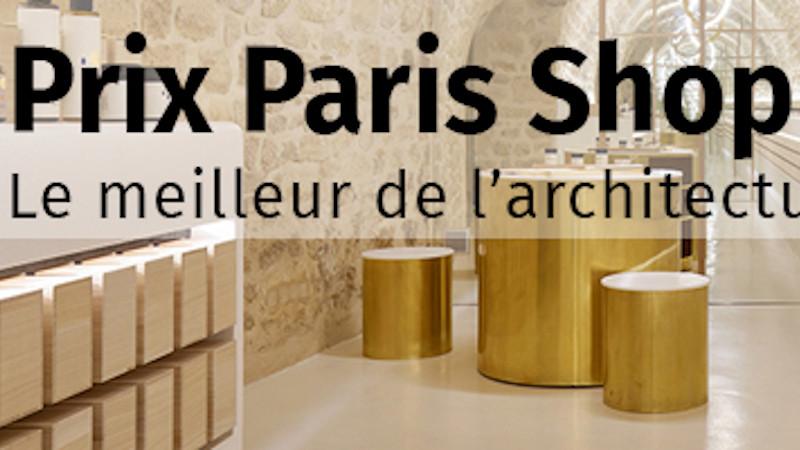 Prix Paris Shop & Design - Appel à candidatures 2021