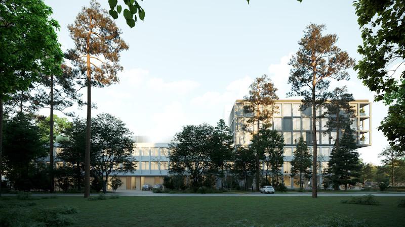 A Lyon, laboratoires et bureaux pour l'ANSES & ANSM, signés Pargade