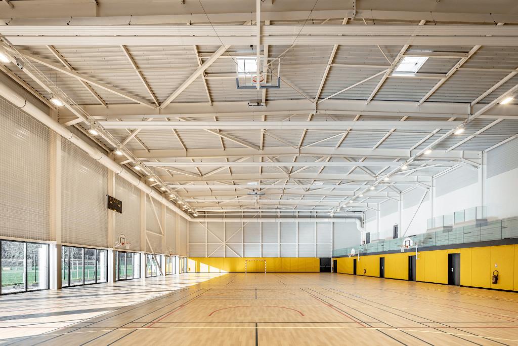 Salle multisport Buc