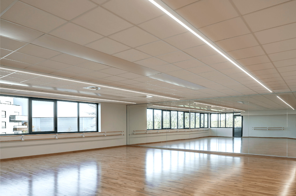 Buc Salle de danse