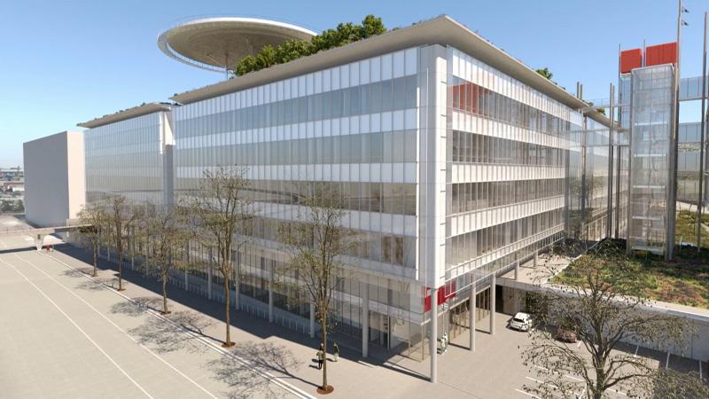 Futur Hôpital de Saint-Ouen Grand Paris-Nord – Le film