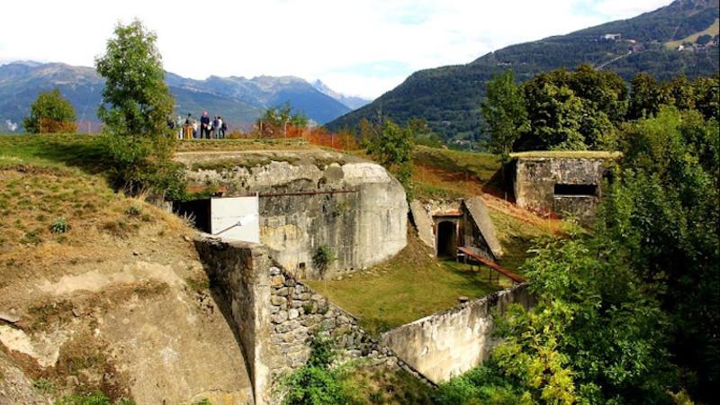 Appel à projets pour le Fort Vulmix à Bourg Saint Maurice - Les Arcs