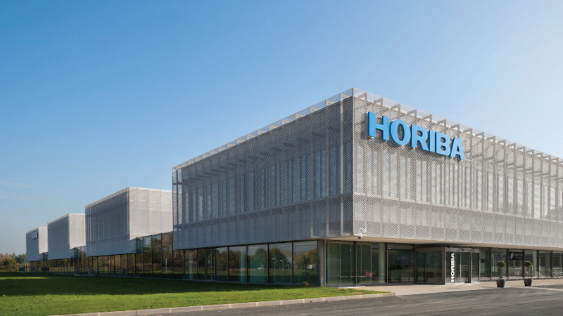 Centre de recherche Horiba, à Paris-Saclay, par Sérau Architectes