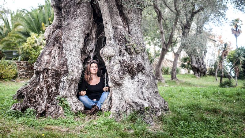 Olives, oranges, du grand art, le régime niçois de Milène Servelle