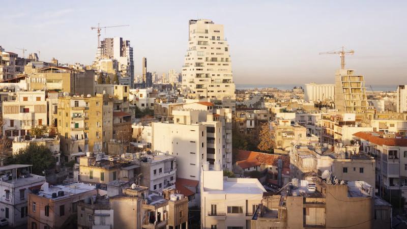 A Beyrouth, la Tour Aya, signée SOA