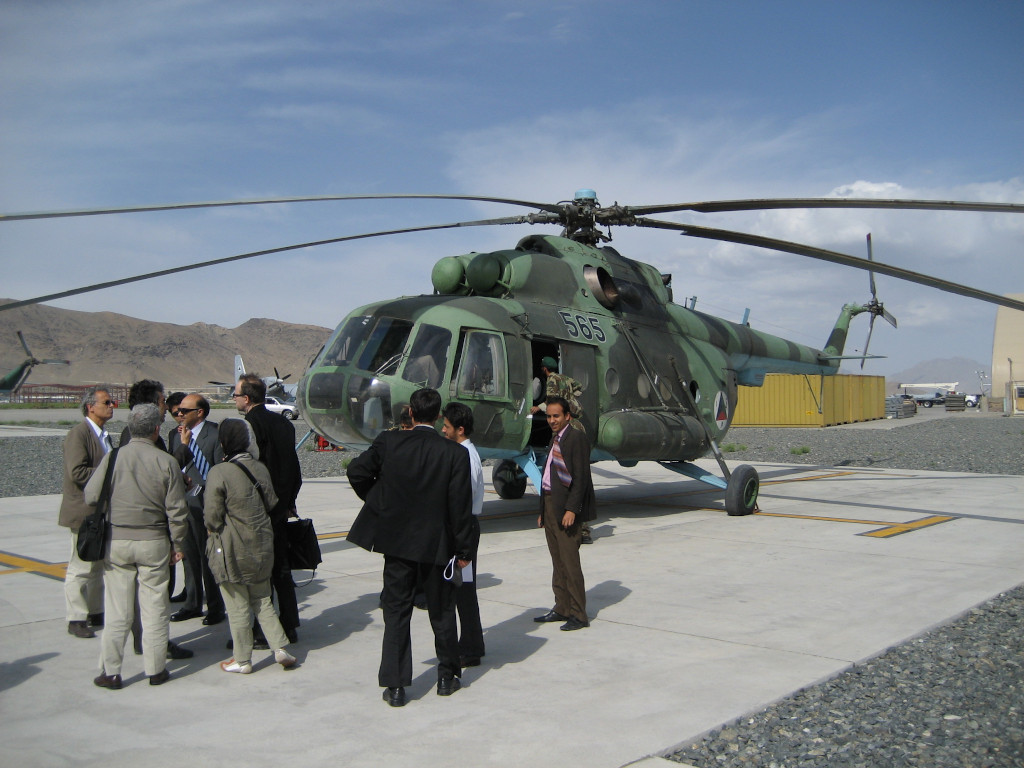 Afghanistan 2007