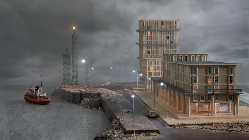 Philippe de Gobert – « Du merveilleux en architecture au conte photographique »