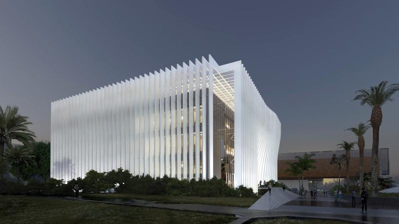 A Tel-Aviv, centre de recherche en nanosciences, par Michel Rémon