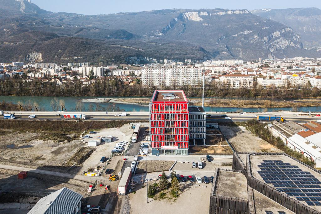 Alpes City SOHO
