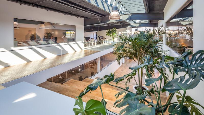 Au Luxembourg, Metaform transforme un entrepôt en siège de DSL