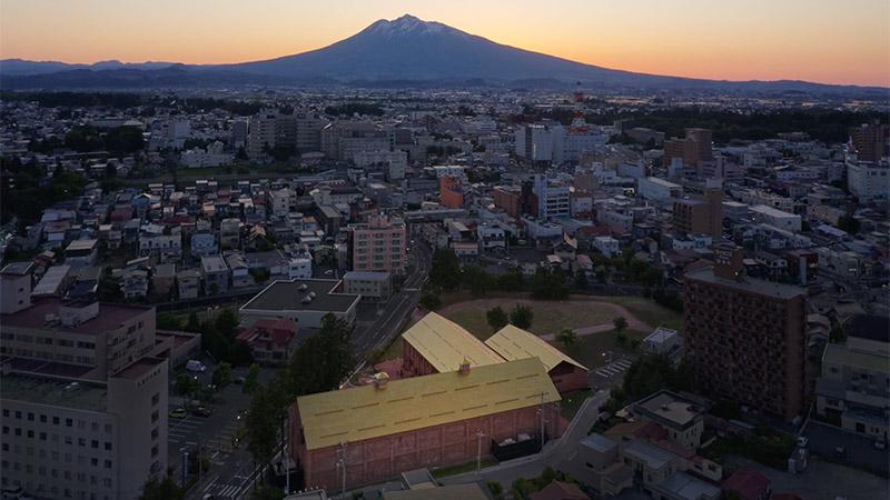 Palmarès AFEX 2021 - Atelier Tsuyoshi Tane Architects (ATTA) - Musée d'art contemporain – Japon