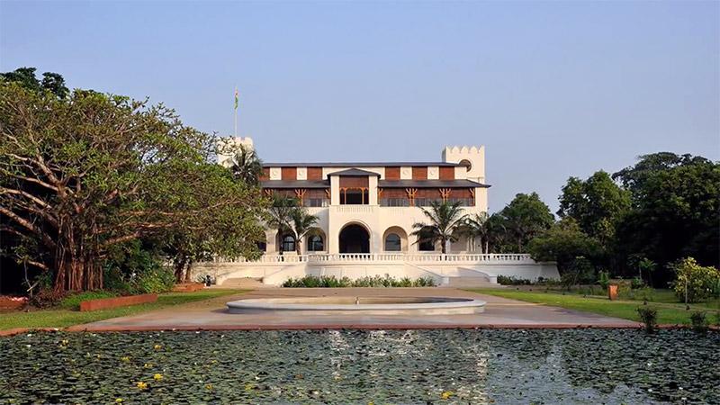 Palmarès AFEX 2021 - Segond Guyon Architectes - Palais des gouverneurs - Lomé – Togo