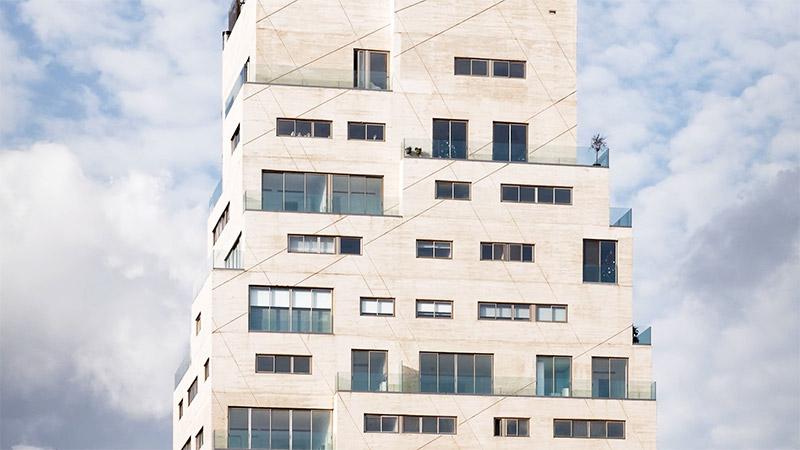 Palmarès AFEX 2021 - SOA Architectes - Tour AYA - Beyrouth – Liban