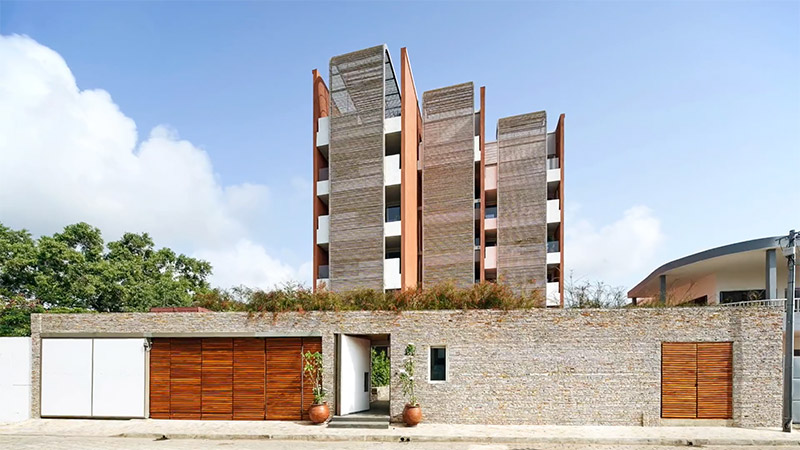 Palmarès AFEX 2021 - Querencia - Immeuble de logements - Cotonou – Bénin