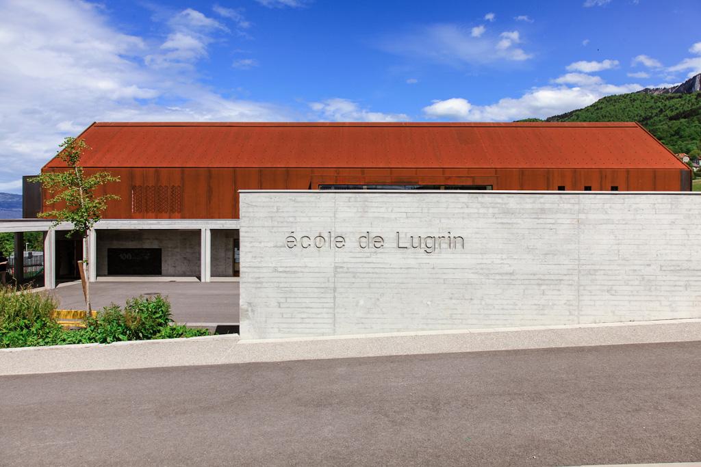 Lugrin O-S architectes