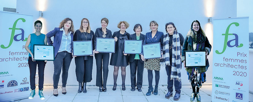 Prix Femmes Architectes 2021