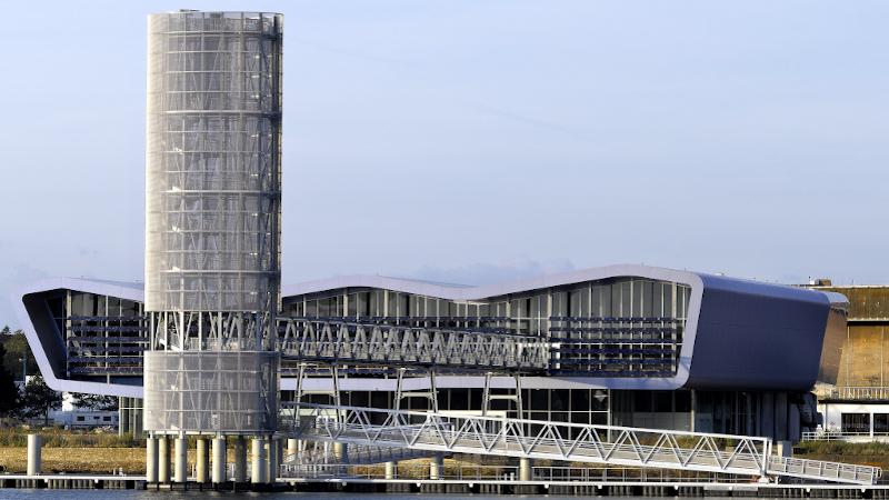 A Lorient, la Tour des vents de Jacques Ferrier fait le paysage