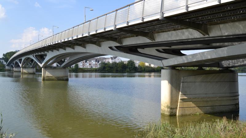 Pont Anne-de-Bretagne à Nantes : « un signal fâcheux », Marc Mimram