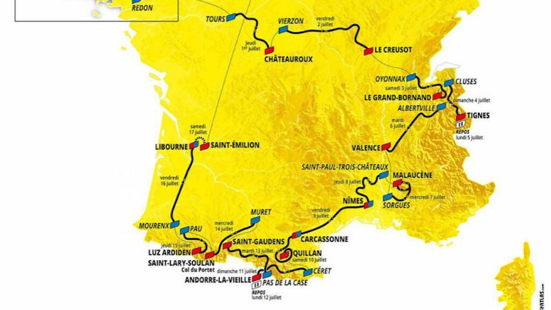 Foin de la poussière, le Tour de France contemporain 2021 de Chroniques