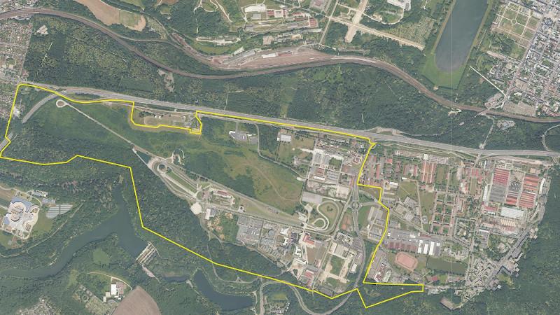 Paris-Saclay : pour un accord-cadre de maîtrise d'œuvre sur la ZAC Satory Ouest (Versailles)