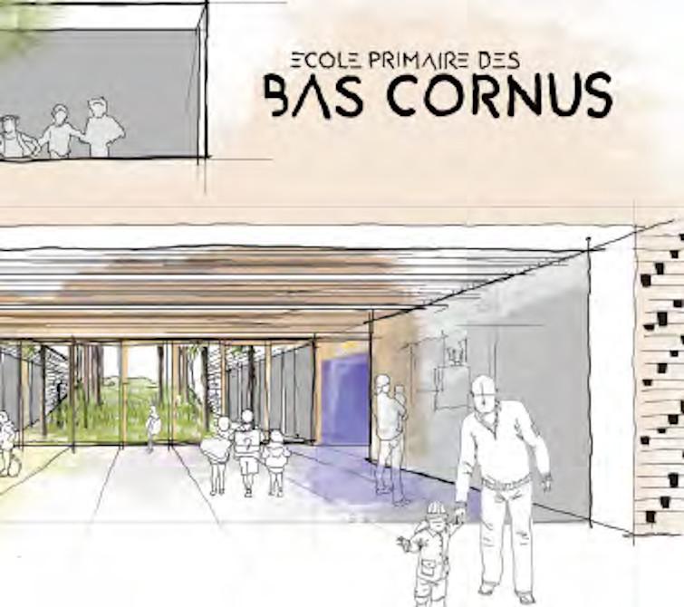 Ecole Bas Cornus