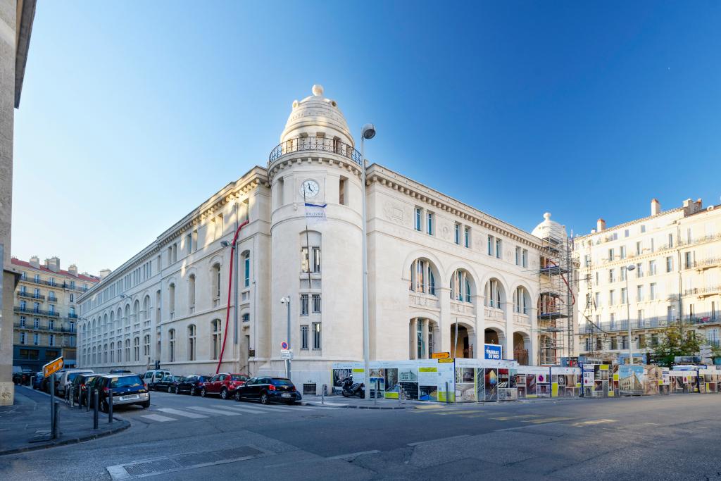 Hôtel des Postes Marseille Colbert