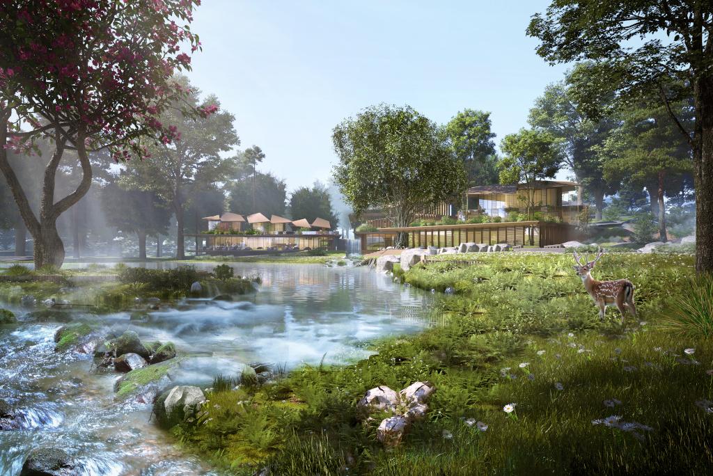 Huizhou Paysage
